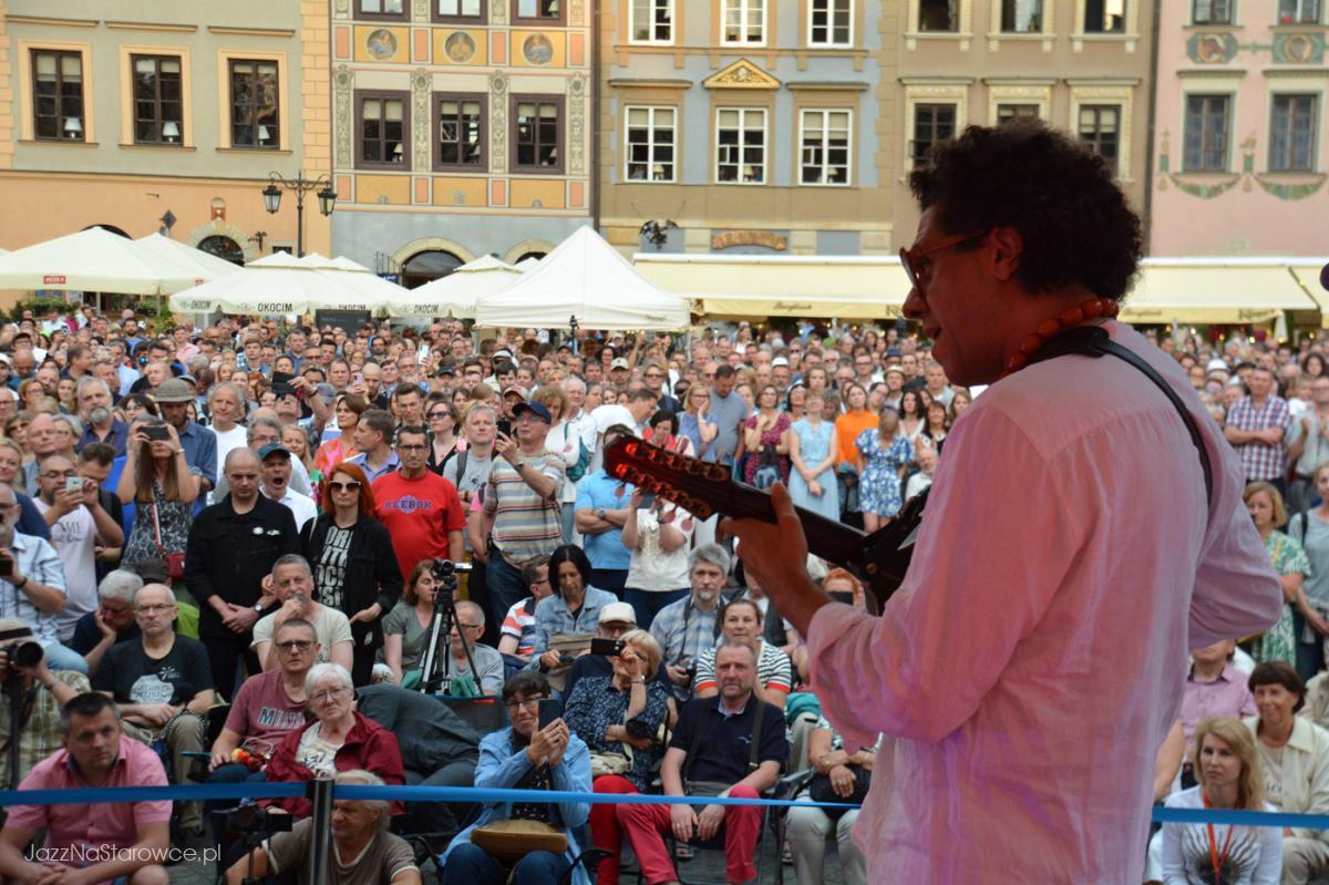 Krzysztof Ścierański Special Band Edition: Pandemia - Jazz Na Starówce 2020