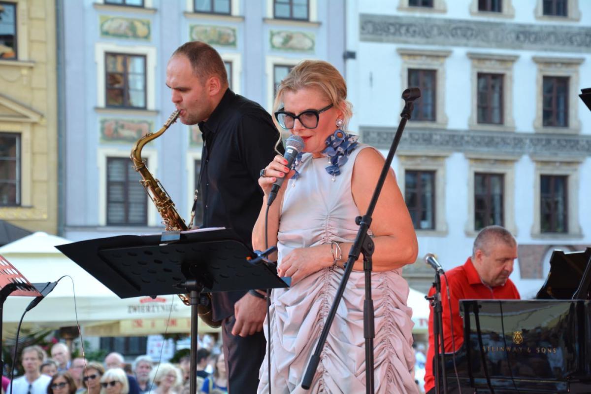 Marcin Wasilewski Trio & Adam Pierończyk: Arctic Riff - Jazz Na Starówce 2020