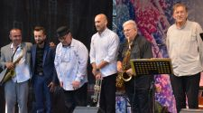 "James Carter Quartet ""The Flying Particles"" (USA) - Festiwal Jazz na Starówce 2016"