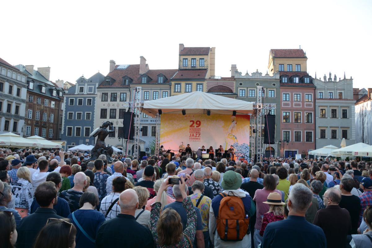 Michał Urbaniak: ORGANATOR - Jazz Na Starówce 2020