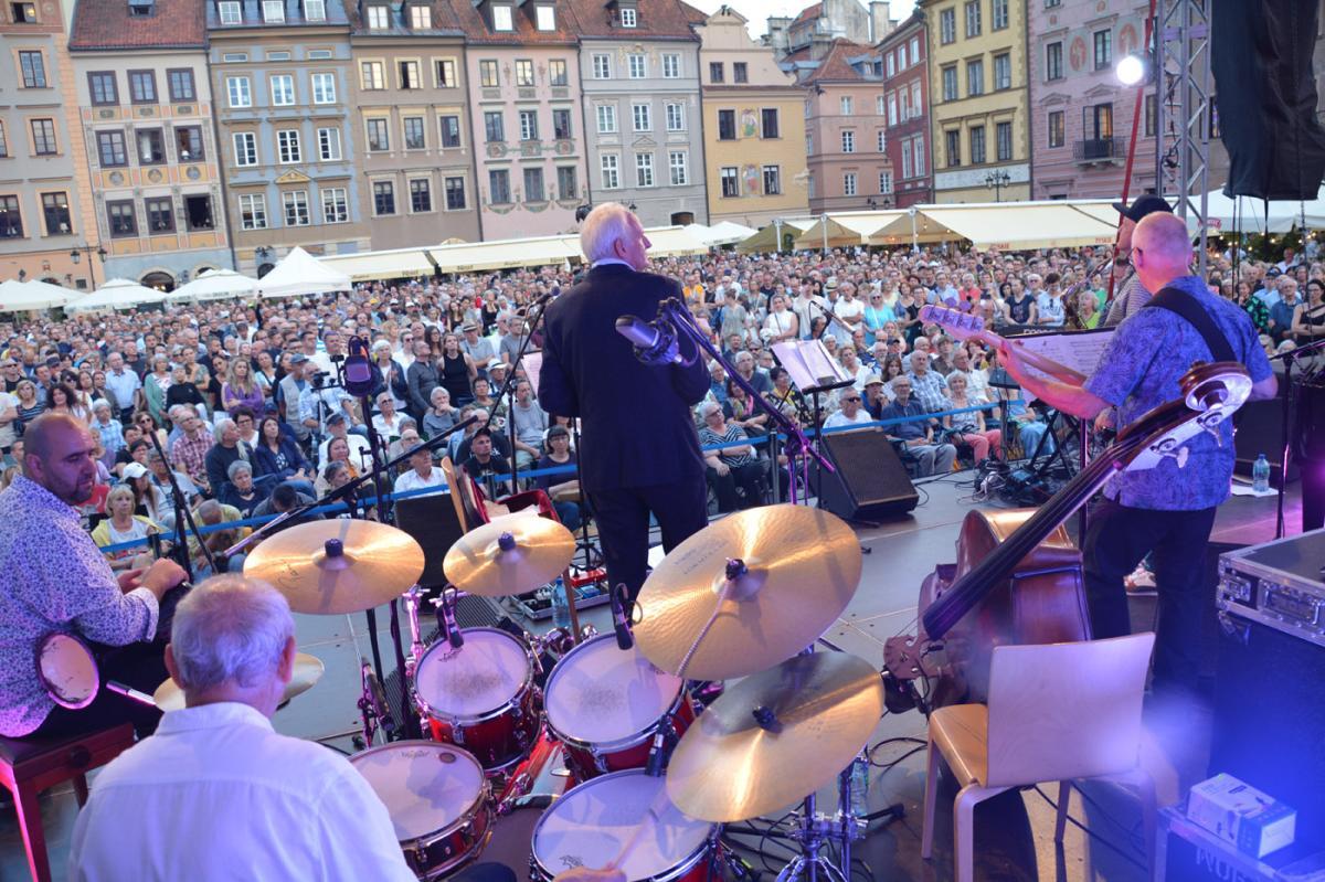 Piotr Baron Quintet: Wodecki Jazz - Jazz Na Starówce 2020