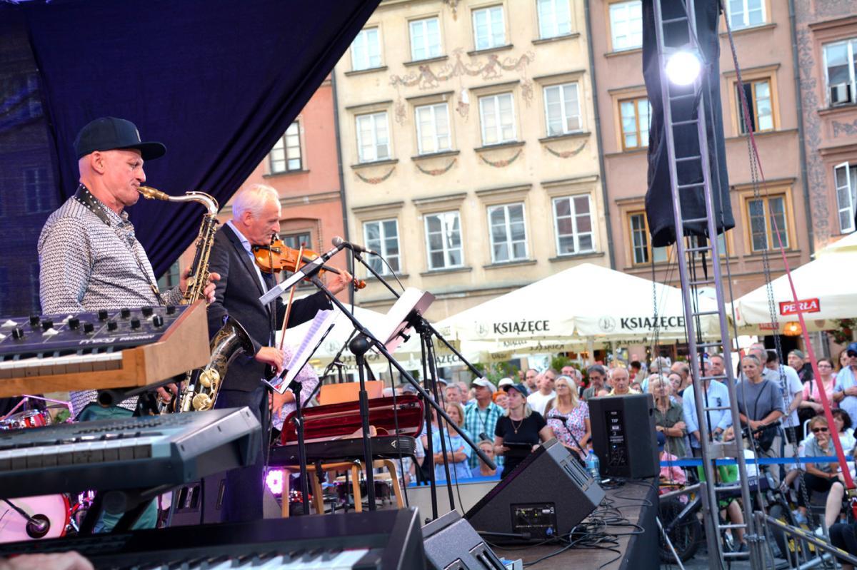 Paweł Kaczmarczyk & Adam Bałdych Directions In Music: Weather Report - Jazz Na Starówce 2020
