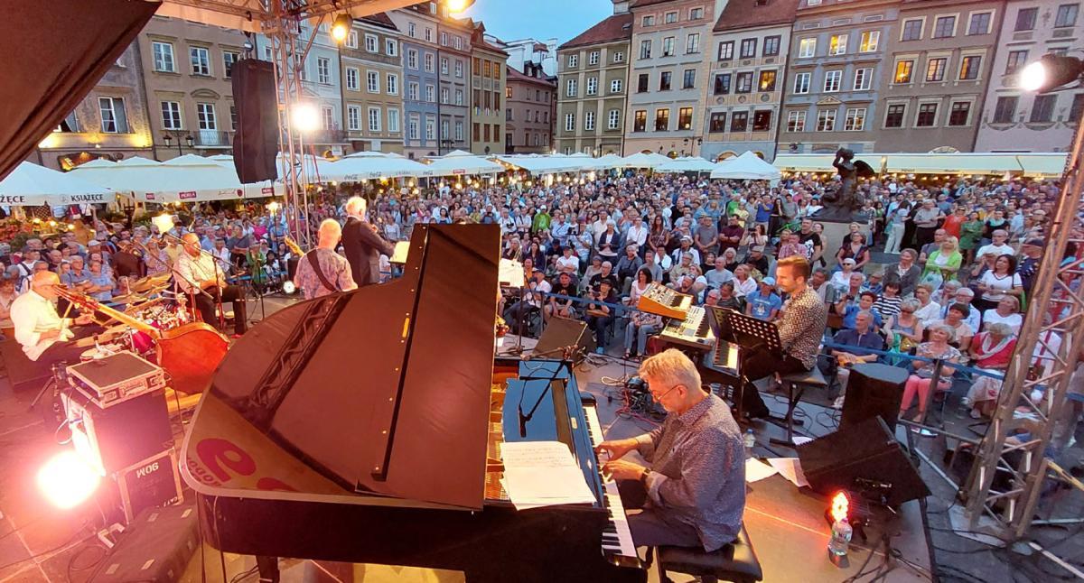 Leszek Możdżer & Gloria Campaner & Magdalena Kordylasińska-Pękala & Miłosz Pękala - Jazz Na Starówce 2020