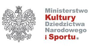 Festiwal Jazz na Starówce - wsparcie finansowe festiwalu Ministerstwo Kultury i Dziedzictwa Narodowego